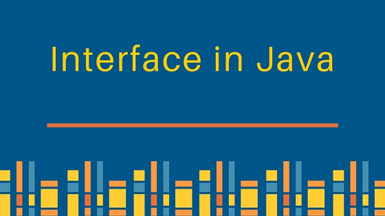 interface in java, java interface example