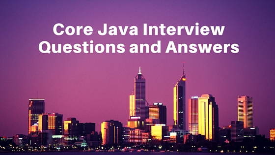 Jee Design Patterns Interview Questions And Answers