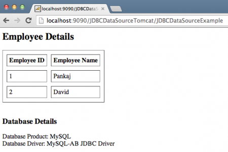 how to make jdbc connection in java using mysql