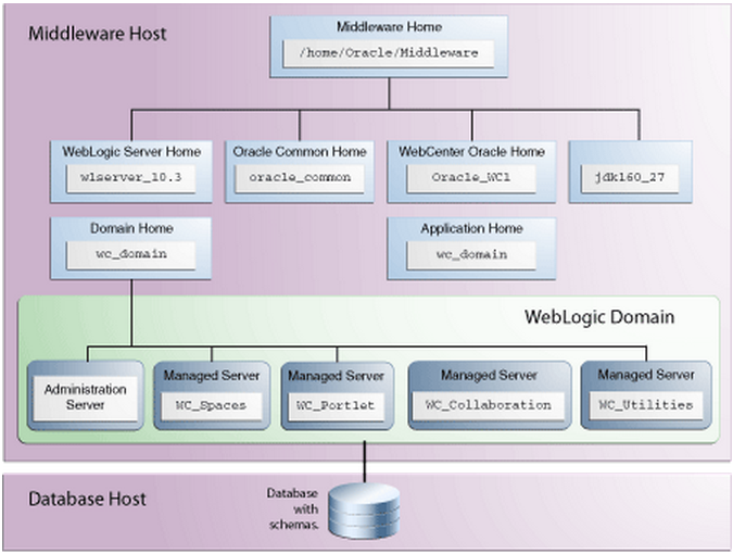 Middleware Host