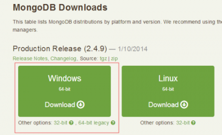 How to Install, Start and Remove MongoDB on Windows