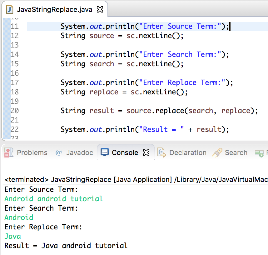 Java Try with Resources - JournalDev
