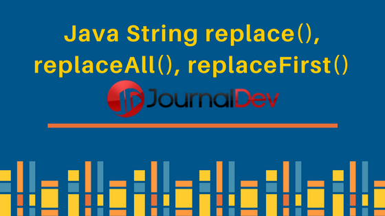 Java String replace
