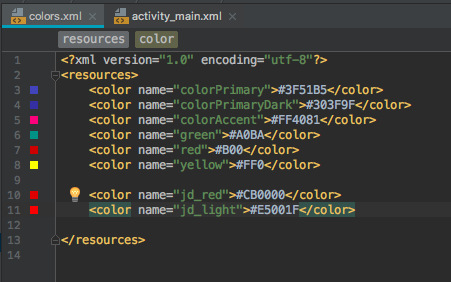 android button design selector shape colors xml
