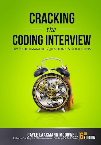 1 Cracking The Coding Interview