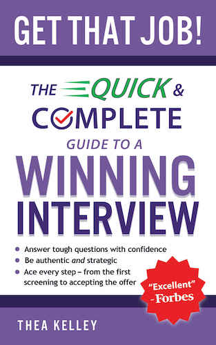 6 Get That Job The Quick And Complete Guide To A Winning Interview
