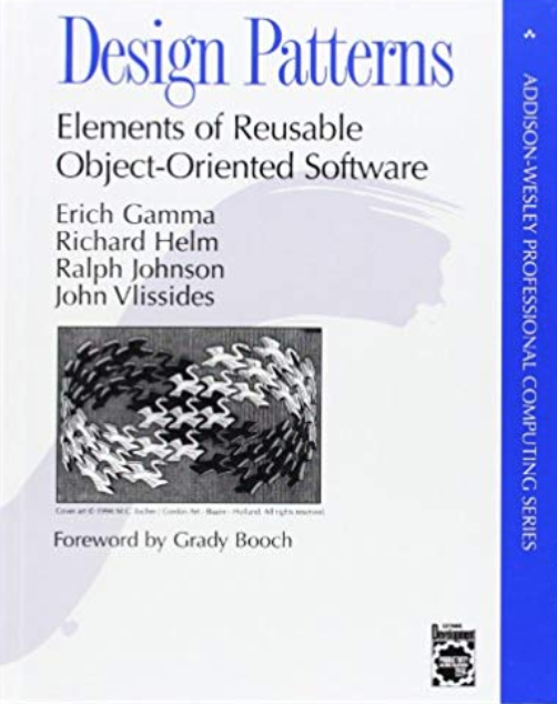 Gangs Of Four Design Patterns Book