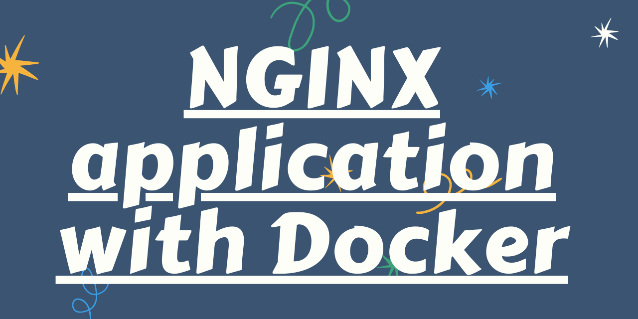 NGINX Application With Docker